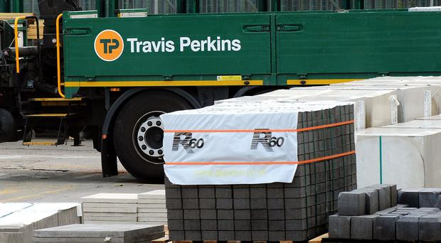 Travis Perkins could be demoted from the FTSE 100