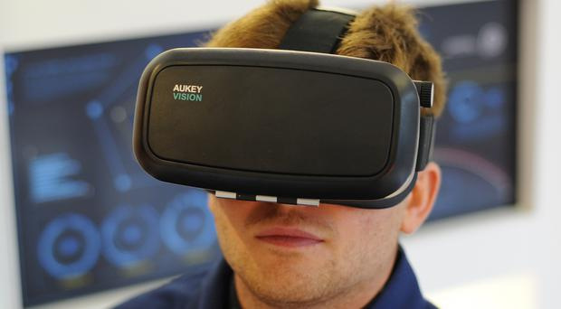 Experts writing in The Future Of Shopping report talk about an increased role for virtual reality