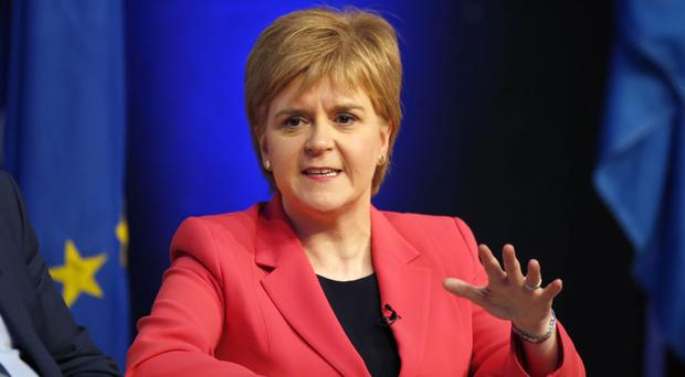 Nicola Sturgeon will address the Irish Parliament and meet leading chief executives
