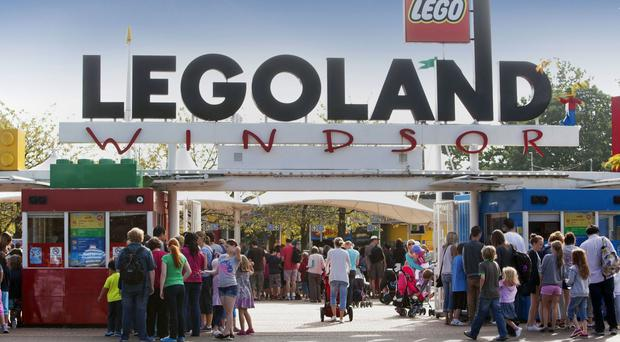 Merlin Entertainments' Legoland parks continued to build on 'two years of exceptional growth' (Legoland/PA)