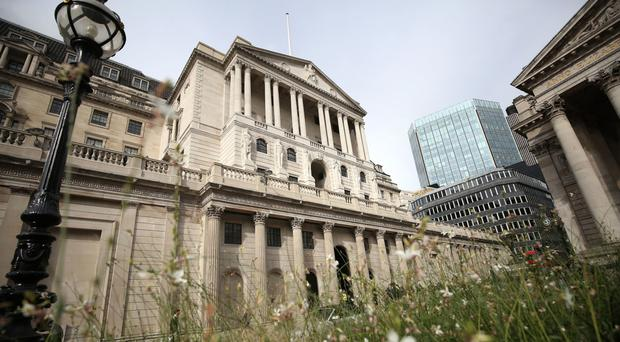 The Bank of England highlighted the danger to Britain's financial services sector of withdrawal from the EU