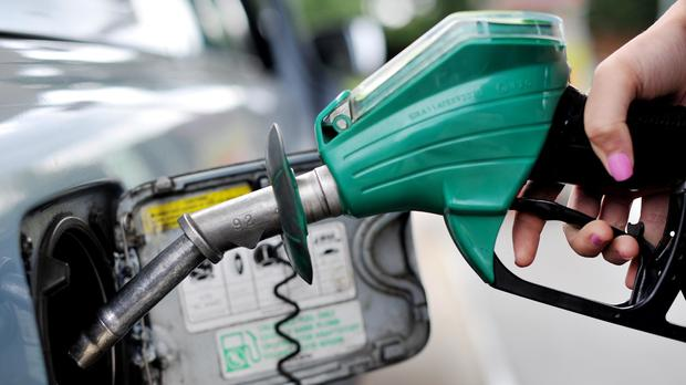 The drop in oil prices meant cheaper petrol for motorists