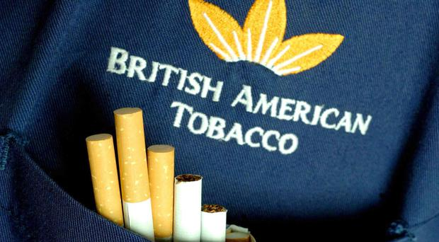 British American Tobacco acknowledged the market for traditional cigarettes is declining
