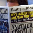 The publisher of the Daily Mail has seen a rise in full-year profits