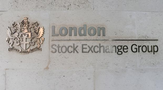 The FTSE 100 Index was down 62.71 points at 6,690.37