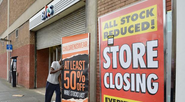 The move brings the retailer one step closer to providing a final payment to creditors