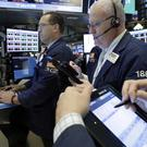 The Dow lost 21.51 points, or 0.1%, to 19,170.42. The Standard & Poor's 500 index rose 0.87 points to 2,191.95 (AP)