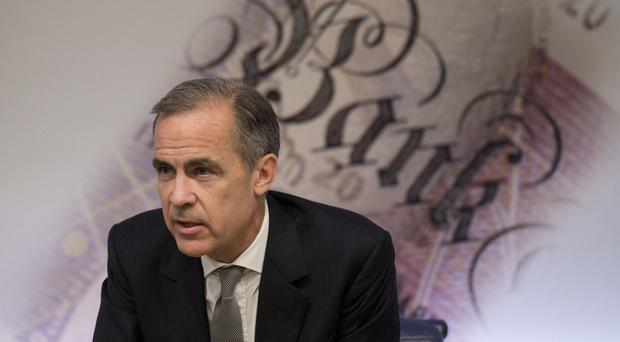 Mark Carney said that monetary policy has been the salvation, not the illness, of the UK economy.