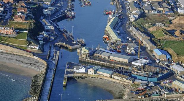 Big plans are in place for Kilkeel Harbour