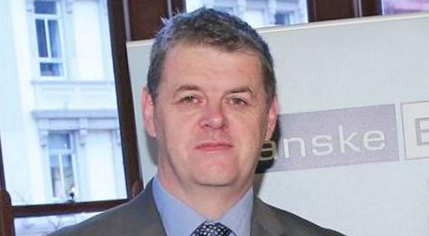 INM chief executive Robert Pitt
