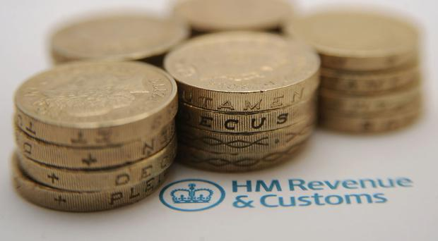 The financial services sector contributed 71.4 billion pounds in tax last year, a report has said