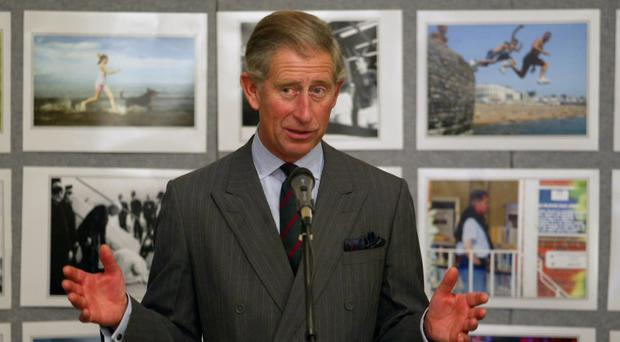 Prince Charles will discuss house price inflation and cyber-security during a visit to the Bank Of England