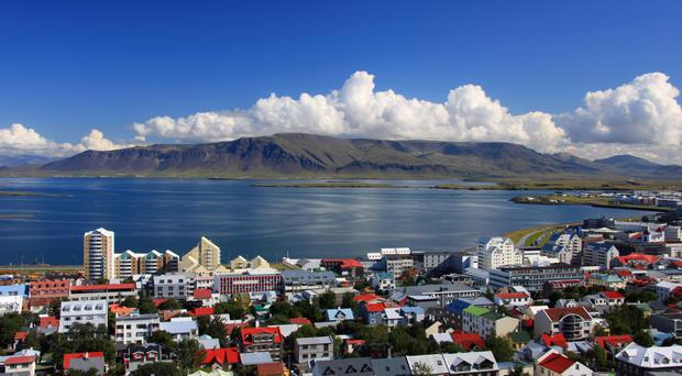 Iceland has a plentiful supply of geothermal power