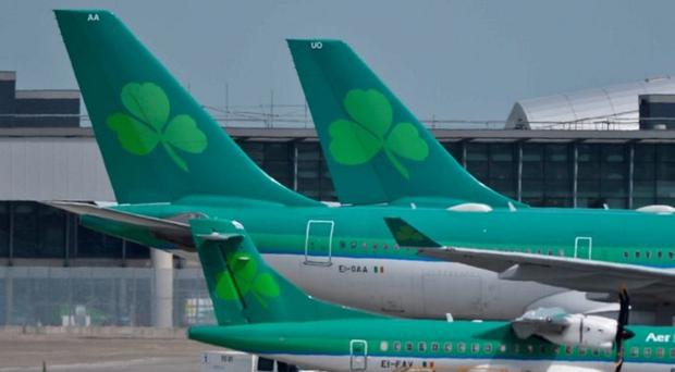 Boosted routes: Aer Lingus