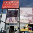 A Harry Corry outlet in Belfast