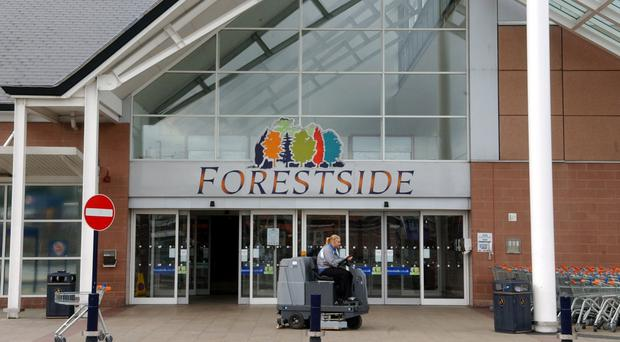 Forestside Shopping Centre is at full capacity after securing health food store Holland & Barrett