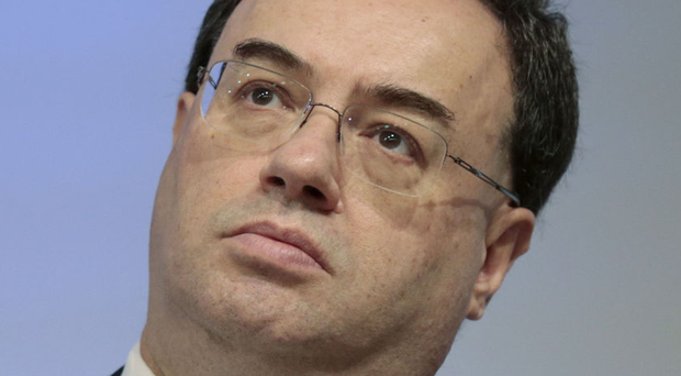 Financial Conduct Authority chief executive Andrew Bailey