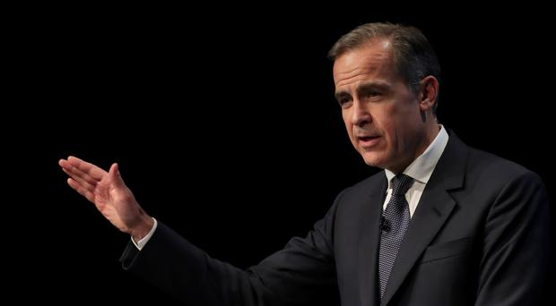 Bank of England Governor Mark Carney delivered a 'lost decade' warning.