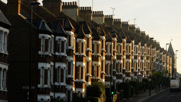 House asking prices in inner London will fall by 5% next year, according to Rightmove