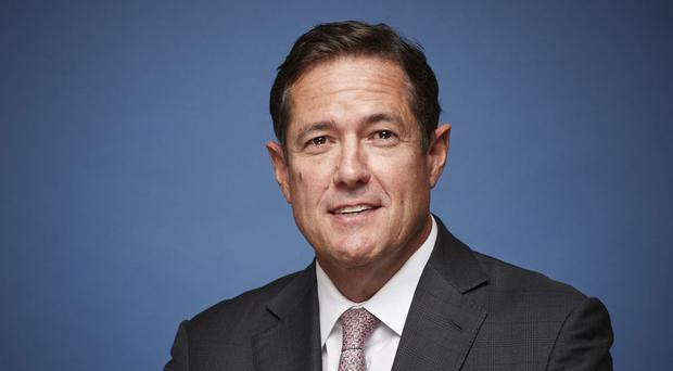 Barclays chief executive Jes Staley said the deal was 'another positive step in reducing our non-core unit' (Barclays/PA)