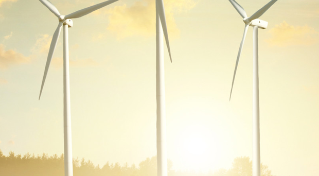 Gaeletric sold 14 wind farms with the capacity to power 120,000 homes