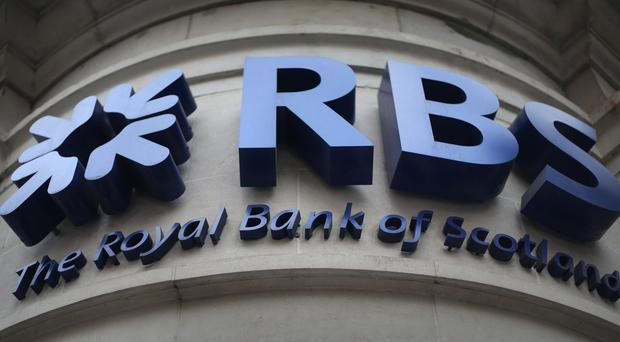 Royal Bank of Scotland was one of the banks to benefit from the Italian bounce.