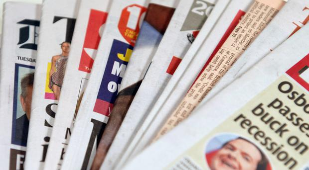 For every £1 spent on newspaper cover prices, 28p goes to retailers and wholesalers
