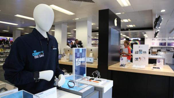 Dixons Carphone said it was bracing for a more unsettled 2017