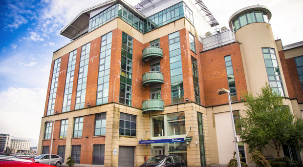Waterside Tower is home to the Northern Ireland Policing Board