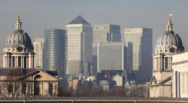 The financial services sector could leave the City amid Brexit uncertainty, peers have warned