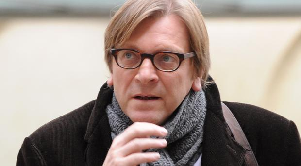 MEPs claim the leaders' plan sidelined the European Parliament's Brexit negotiator Guy Verhofstadt