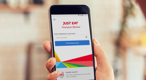Just Eat has been active in the market