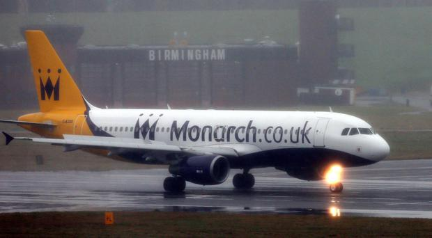 Monarch said that a surge in summer bookings is helping it bounce back
