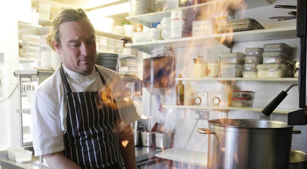 Joery Castel is joining the team at Saphyre in south Belfast