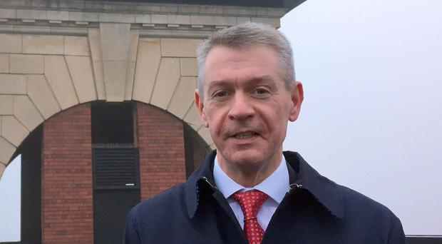 Gerard Coyne, pictured, is challenging Len McCluskey for the leadership of the Unite union