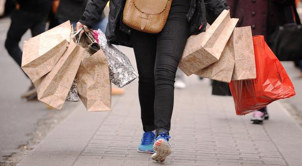 Two-thirds of over-60s have their Christmas shopping done