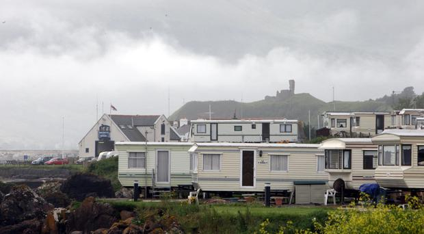 £1.9 billion was spent on holiday parks and caravan trips in 2015, according to VisitEngland