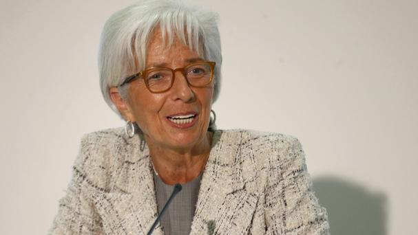 Christine Lagarde has maintained her innocence