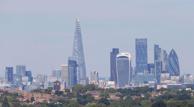 Many of the UK's 200 foreign law firms rely on London's position as a leading global financial centre, a report says