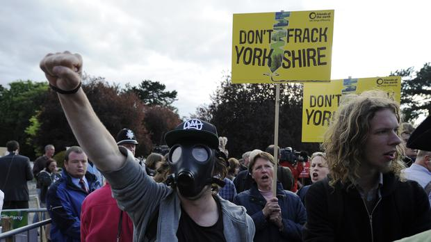 High Court rules fracking can go ahead in North Yorkshire