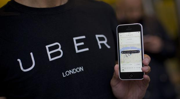 Taxi-hailing app Uber has reportedly racked up losses of more than 2.2 billion US dollars (£1.8 billion) in the first nine months of 2016