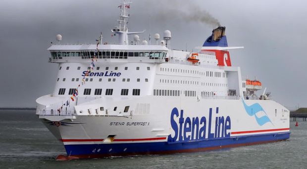 Some 145,000 passengers and 43,000 cars are booked to cross the Irish Sea with Stena Line over Christmas