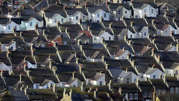 House prices will have risen by more than six per cent this year, according to the RICS