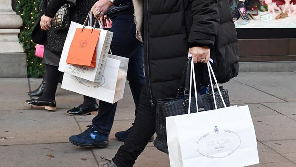 Shoppers remain relatively confident about their personal finances, according to GfK's long-running Consumer Confidence Index