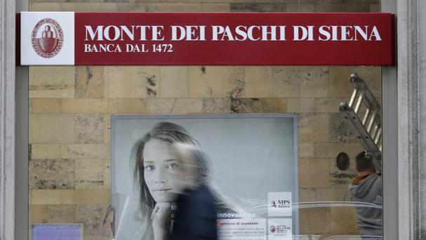 Monte dei Paschi sees funding gap grow