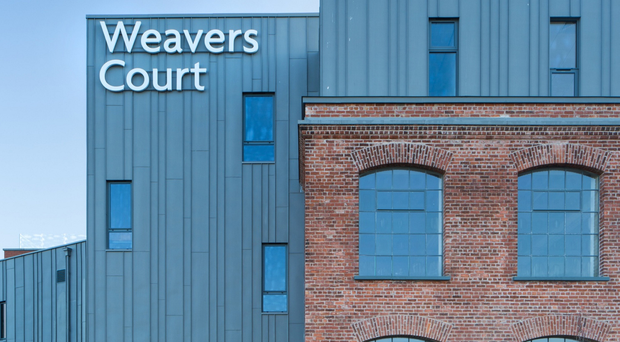 Weavers Court is adding a new four-storey office building