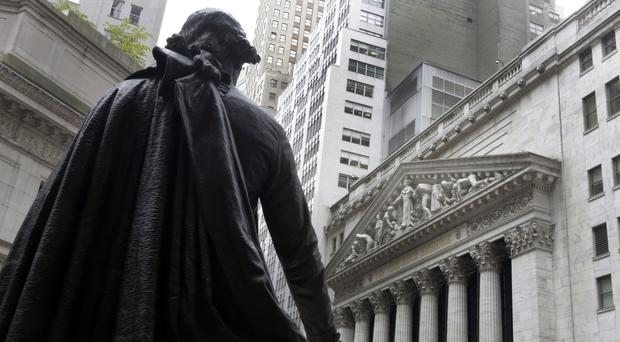 Trading was light ahead of the New Year's Day holiday on the New York Stock Exchange (AP)
