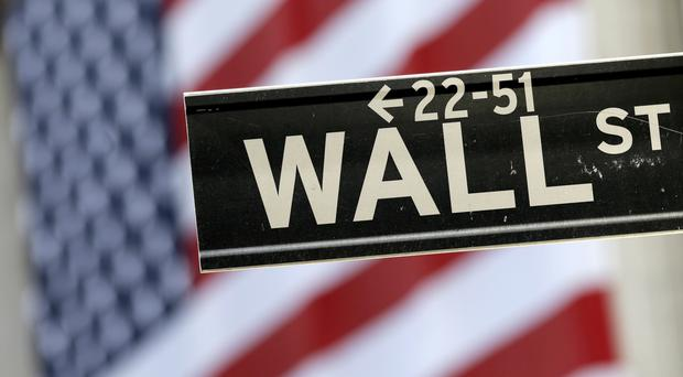 Technology and consumer-focused stocks led the broad slide (AP)