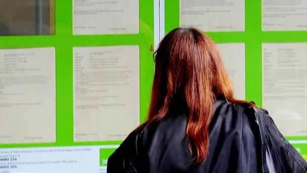 Job vacancies are at their highest level for a year but the average advertised salary has fallen