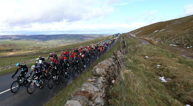 The Tour de Yorkshire is expected to be a draw